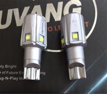 TUVANG 2x W16W T15 LED