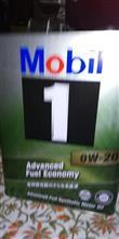 Mobil モービル1 0W-20 SN/GF5 4L