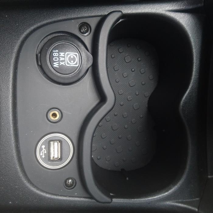 フィアット(純正) FIAT PANDA用 USB電源・AUXキット