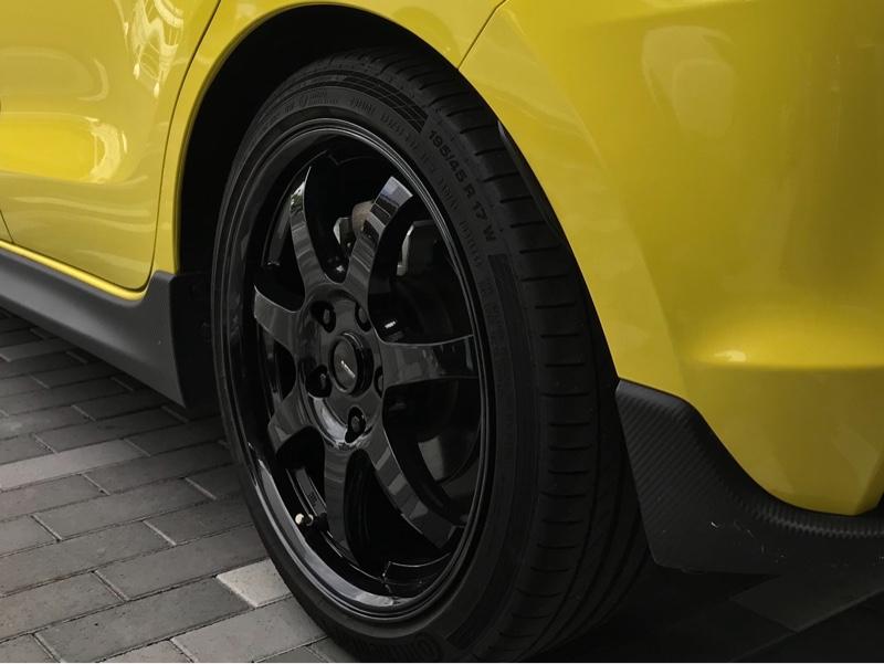 KYO-EI / 協永産業 ブルロック&ナット 19HEX・5HOLE車(ブラック)