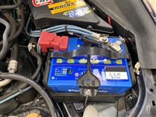 Panasonic Blue Battery caos N-Q100/A3