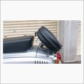Modulo / Honda Access AF24ジョルノリヤキャリアソフトバック