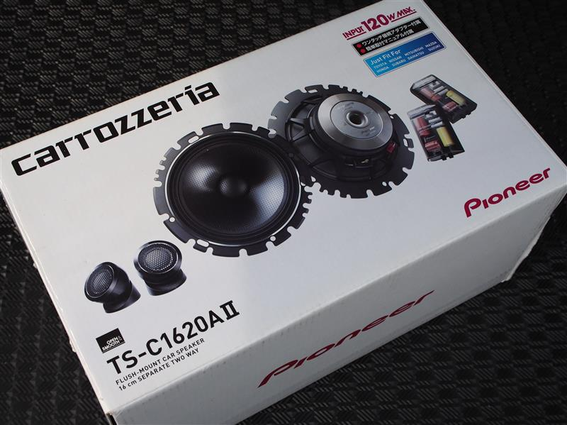 PIONEER / carrozzeria TS-C1620AⅡ