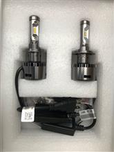 バーグマン200fcl. fcl. ファン付 LED ヘッドライト バイク用( H4 H7 )の全体画像