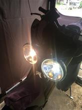 ストリートトリプルStakeholder fcl. ファンレス LED ヘッドライト フォグランプ (H4 H7 H8 H11 H16 HIR2 HB3 HB4)の全体画像