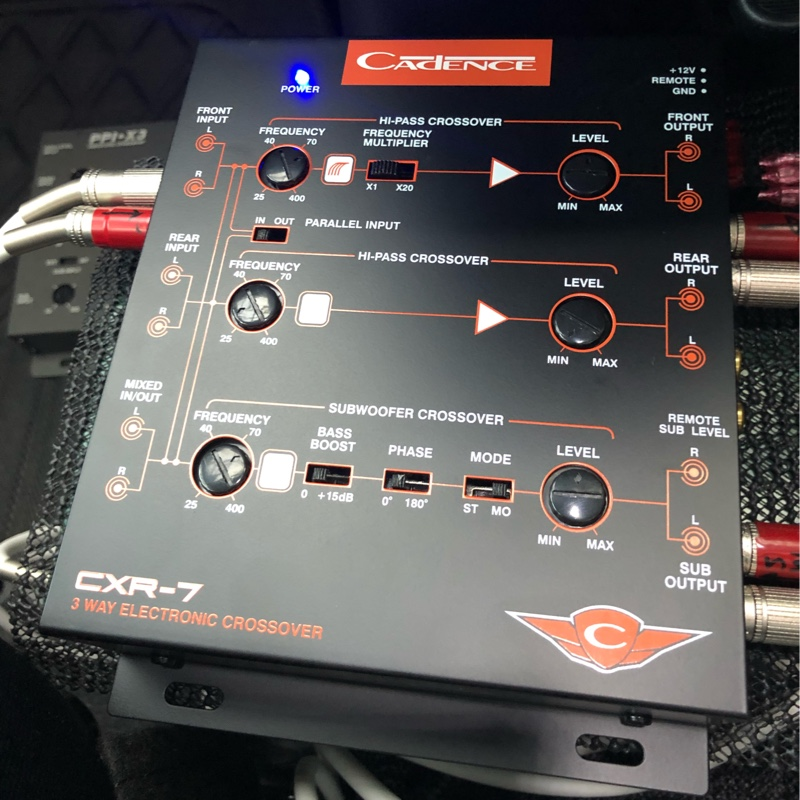 CADENCE SOUND CXR-7