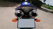 YZF-R1 2007モデルレオビンチ レオビンチ  スリップオンマフラーの全体画像