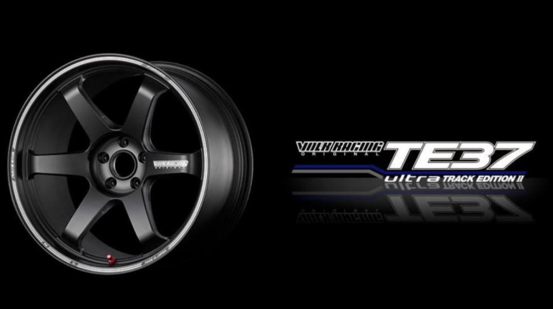 RAYS VOLK RACING TE37ultra TRACK EDITIONII