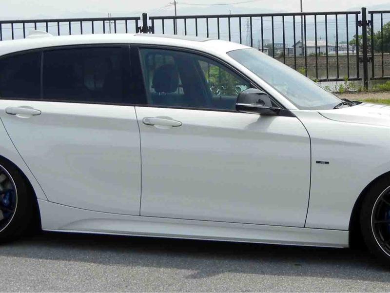 BMW M PERFORMANCE サイドスポイラー