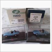 EBBRO 1/43トヨタスポーツ800