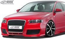 A3RDX RACEDESIGN Front bumperの全体画像