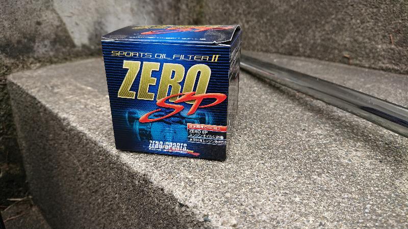 ZERO SPORTS ZERO SP スポーツオイルフィルターⅡ