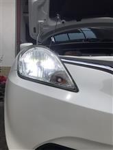バレーノヤフオク LEDヘッドライト H4 7600LMの全体画像