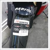 NANKANG ナンカン スポーティアック WF-2 120/70ZR17(58W)TL&190/50ZR17(73W)TL NANKANG SPORTIAC  バイク用タイヤ前後セット