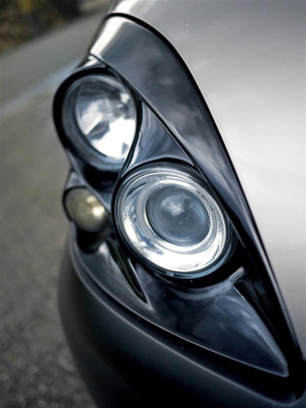 MORETTE 丸目4灯ヘッドライト