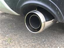 CR-VMUGEN / 無限 Sports Exhaust Systemの全体画像