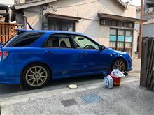 インプレッサ スポーツワゴン WRXProdrive P-WRC1の全体画像