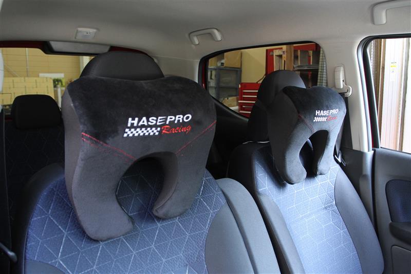 HASEPRO ハセ・プロ レーシング ショルダー&ネックサポート