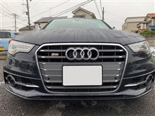 A6 (セダン)Audi純正(アウディ) S6用バンパー&グリルの単体画像
