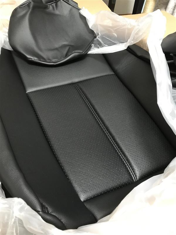 GRANDE シートカバー ラグジュアリーシリーズ