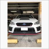 STI STI Performance ステッカー