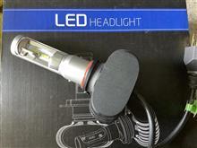 KLX125ノーブランド LEDヘッドライト4000ルーメン CSPチップ H4 Hi/Loの単体画像