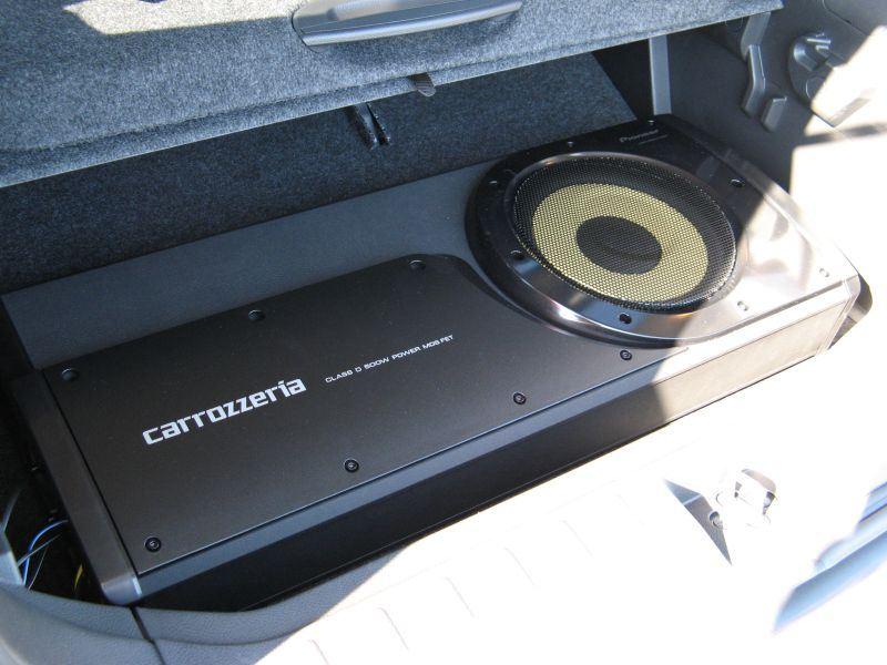 PIONEER / carrozzeria TS-WX99A
