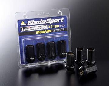 WEDS SPORT WSレーシングナット