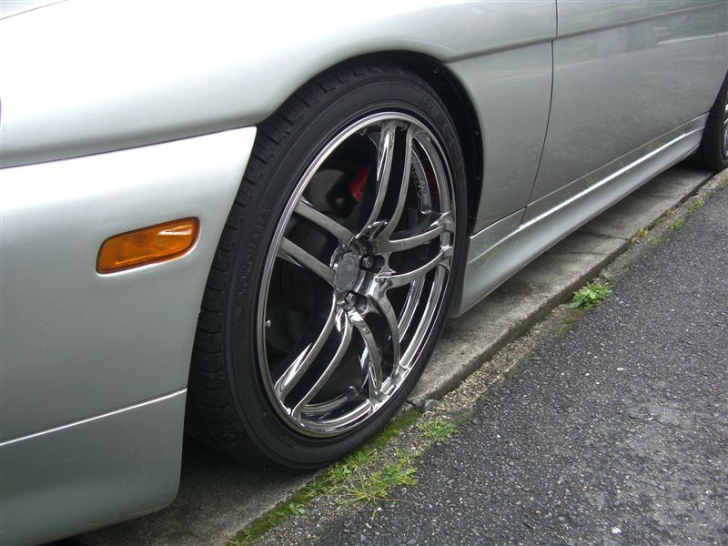 Conventional Line Side skirts
