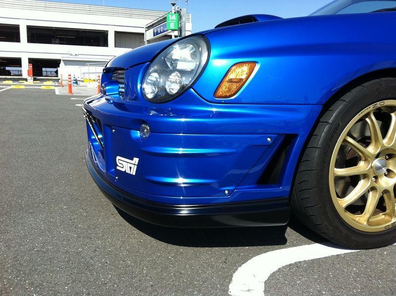 WRC01-02バンパー