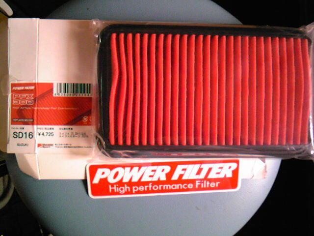 POWER FILTER PFX300