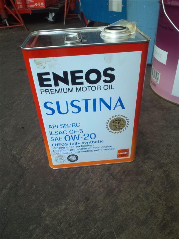 SUSTINA 0W-20
