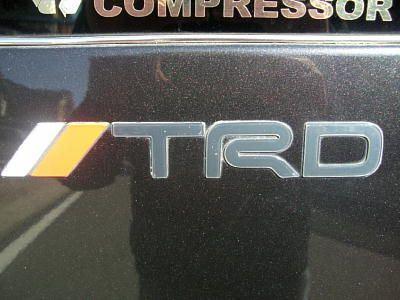 TRDソフトエンブレム