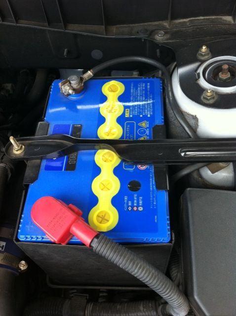 Blue Battery caos N-115D26R/C3