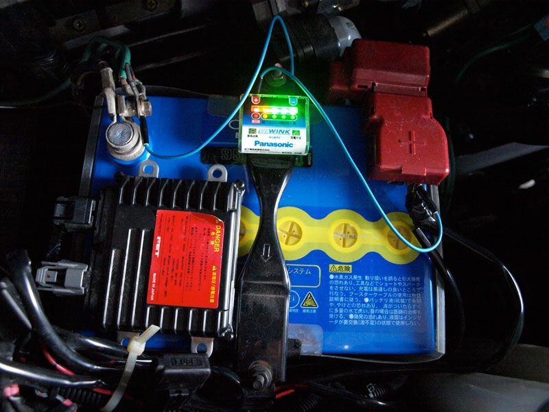 Blue Battery caos N-95D23R/C3