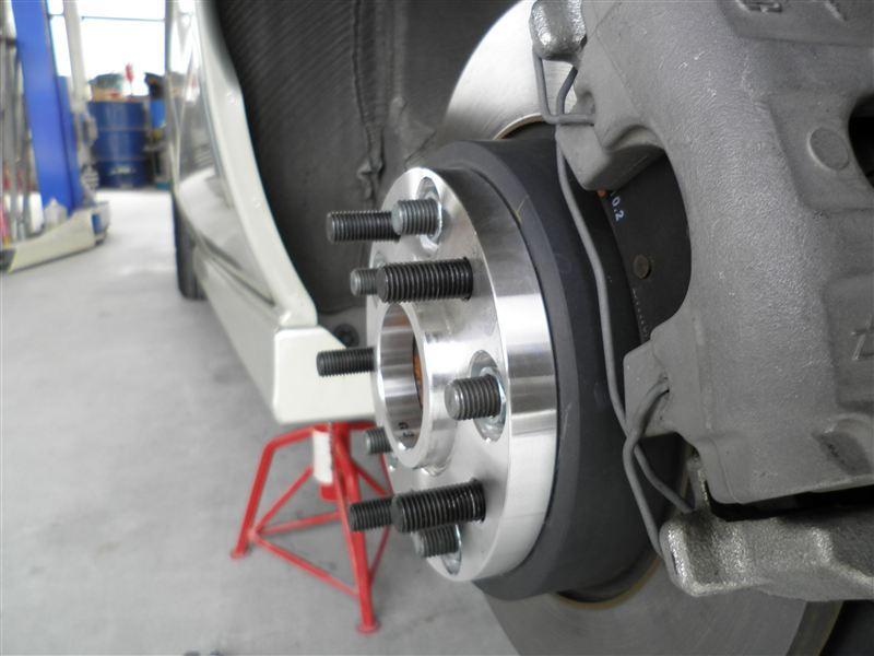 DIGICAM ワイドトレッドスペーサー 15mm