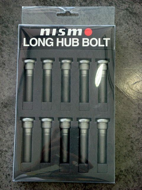 NISMO Long Hub Bolts