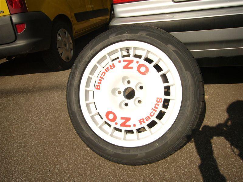 O・Z / O・Z Racing Rally Racing