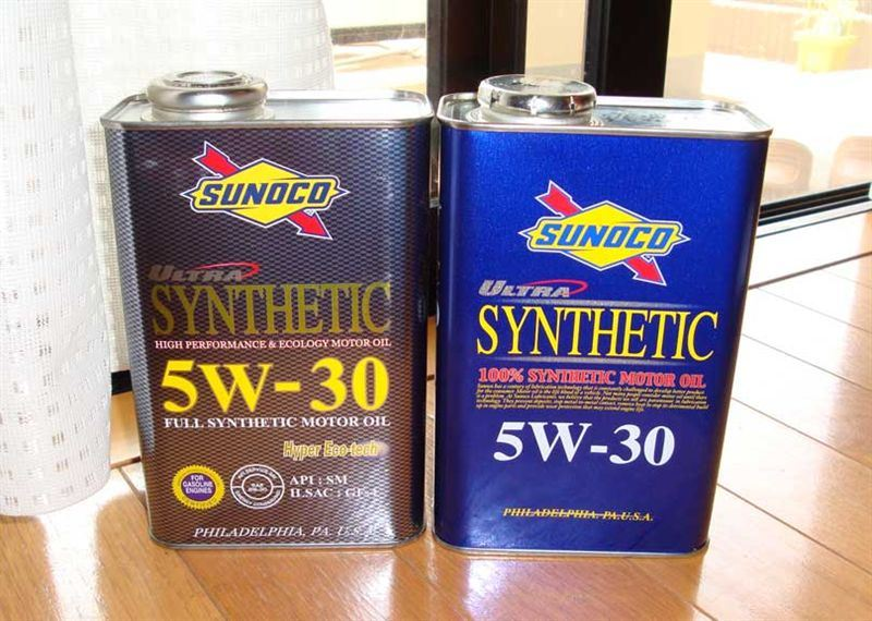 ULTRA SYNTHETIC 5W-30
