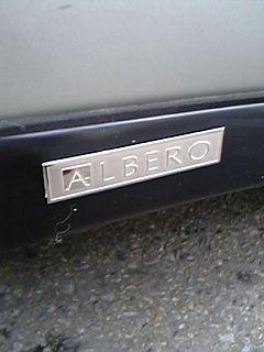 ALBERO ALBEROエンブレム
