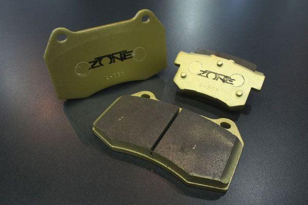 TM SQUARE ZONE ブレーキパッド