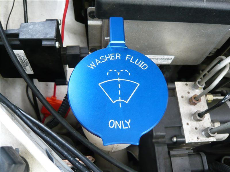 Washer Fluid Cap
