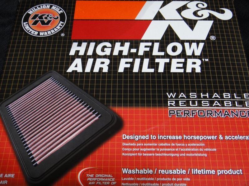 HIGH-FLOW AIR FILTER