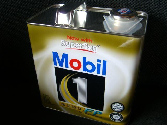 Mobil 1 SERIES Mobil 1 FP 5W-30