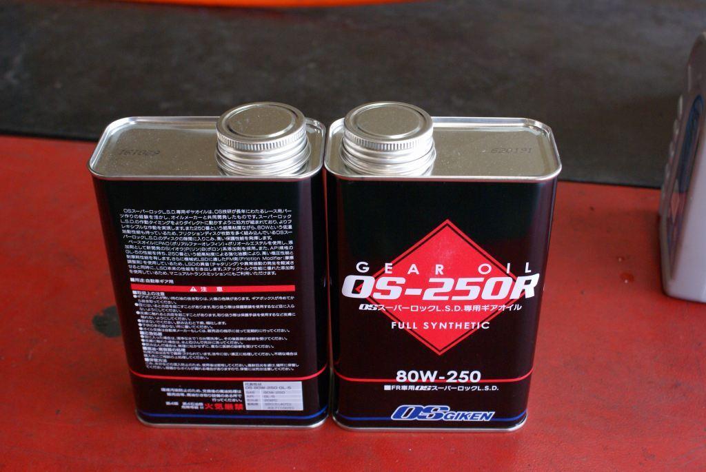 OS GIKEN OS-250R 80W-250
