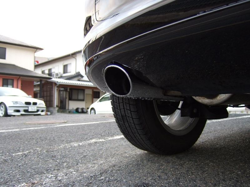 Super Sprint / S.S.BERRY スーパースプリントマフラー