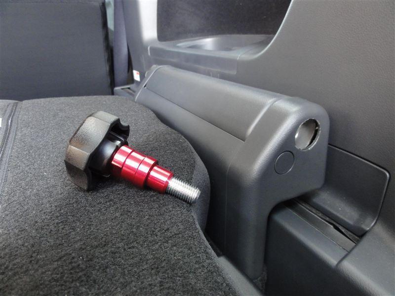 3rd Seat Detachable BOLT KIT