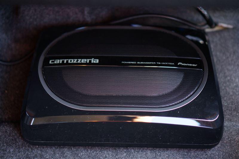 PIONEER / carrozzeria TS-WX110A