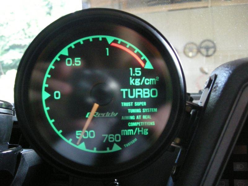 GReddy 80φ 機械式ブースト計