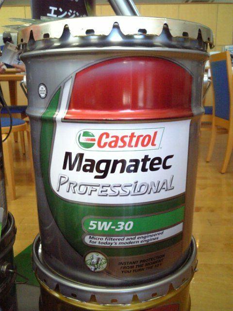 MAGNATEC PROFESSIONAL 5W-30